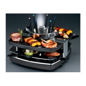 GAS 42559 Raclette-Fondue-Set